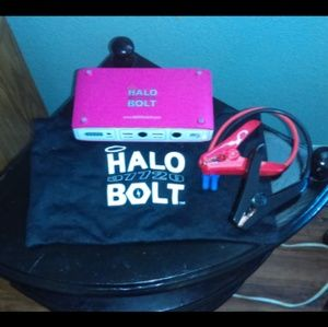 Halo Bolt Portable battery jumper